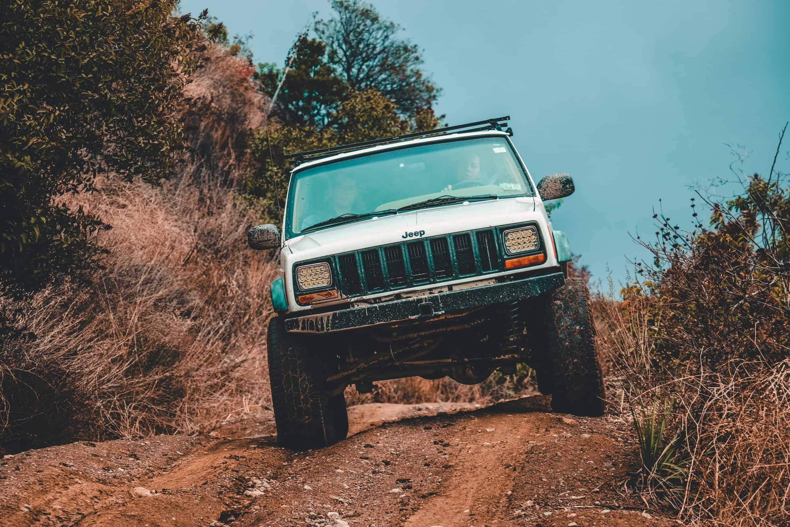 Off Road Vehicles: 3 Driving Tips