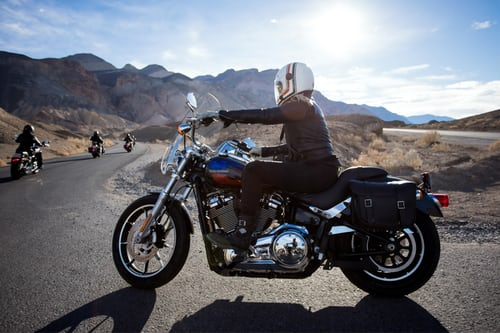 Motorcycles For Road Trips: Racing Motorcycles